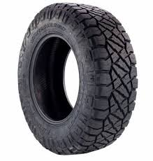 100 Ohio Light Truck Nitto 217260 Ridge Grappler All Terrain Radial Tire