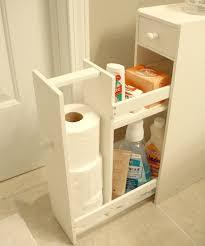 Short Narrow Floor Cabinet by Bathroom Classic But Elegant Bathroom Floor Cabinet Design