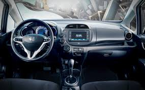 automobiles honda images 2013 fit interior gallery