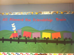Pumpkin Patch Bulletin Board Sayings by Super Cute Transportation Friendship Board By The Wonderful Mrs