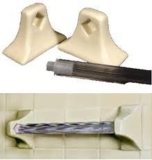 small gray ceramic towel bar modern ceramic removing ceramic towel