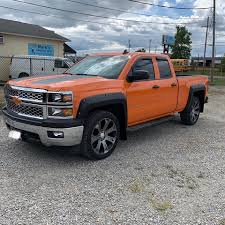 100 Canton Truck Sales A Great Look On A 1500 Chevy With The LineX Of