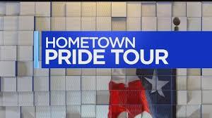 Hometown Flooring Wichita Falls by Hometown Pride Tour Bowie Kauz Tv Newschannel 6 Now Wichita