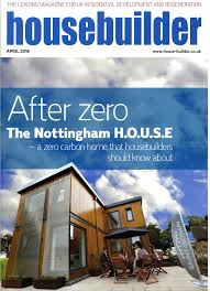 100 Home And House Magazine Nottingham HOUSE Front Page News In Top Building Magazine The News