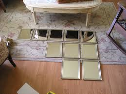 how build a dramatic mirror from the dollar store rizzo