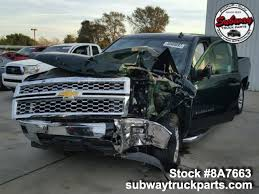 Used 2014 Chevrolet Silverado 1500 Parts For Sale | Subway Truck Parts