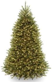 75 Ft Pre Lit LED Multicolor Dunhill Fir Artificial Christmas Tree