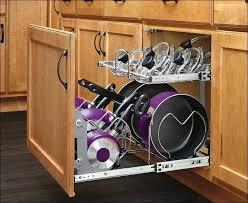 Pan Storage Cabinet Medium Size Kitchen Pantry Cabinet Pan