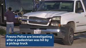 Person Hit By Truck In West Central Fresno   Abc30.com