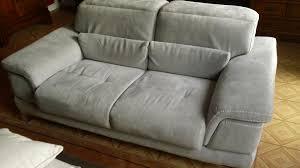 canape mobilier de troc echange canapé 2 places microfibre mobilier de sur