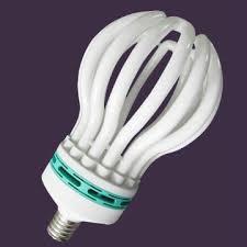 cfl bulbs lotus 8u 200w energy saving l lotus shape