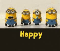 Happy Birthday Minions GIF HappyBirthday Minions GIFs
