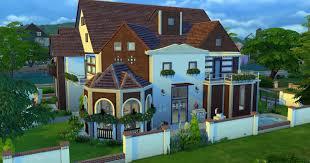 100 Modern Houses Blueprints Sims 4 House Fresh Sims 4 House