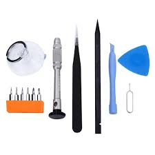 FUNFIX 14 in 1 Repair Open Tool Kit with Blades for iPhone 6 & 6s