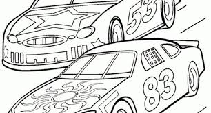 Race Car Coloring Pages To Really Encourage In Page