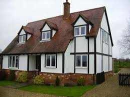 Mock Tudor House Photo by Hertfordshire A Newly Decorated Mock Tudor Cottage