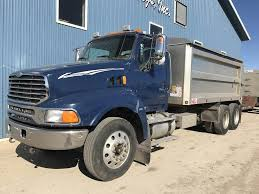 2007 Sterling LT9513 Dump Truck For Sale, 759,211 Miles | Spencer ... Trucks For Sale Peterbilt Dump In Iowa Used On Buyllsearch 1997 Ford Truck N Trailer Magazine Cab Stock Photos Images Alamy Mack Ch 613 Cars For Sale In Dump Trucks For Sale In Ia Toyota Toyoace Wikipedia 3 Advantages To Buying 2006 Intertional 8600 Auction Or Lease Emerson 2007 Mack Granite Ctp713 Des