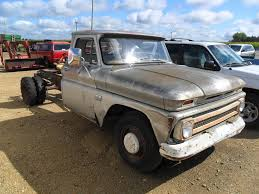 100 1966 Chevy Trucks Lot Truck 292 6cyl Motor 4 Speed Cab And Chassis