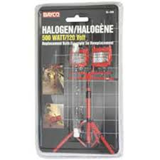 bayco sl209pdq replacement bulb for 500w halogen work lights