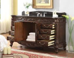 Traditional Dark Brown Norcastle Sofa Table by 60