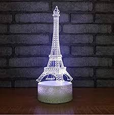led 7 farbe veränderbar dekor nachtlicht geschenke schöne