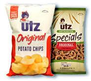 Utz Of Hanover Halloween Pretzels Nutrition utz quality foods