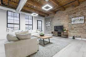 104 All Chicago Lofts 3 Bdr Downtown Luxury Loft Spacious Safe Secure For Rent In Illinois United States