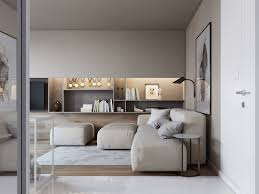 100 Interior Design For Small Flat Flat Interior Design 3D Visualization Gommi