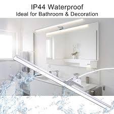 wowatt led spiegelleuchte bad spiegelle 60cm badezimmer