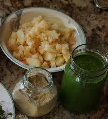 ission cuisine 2 dahi papdi chaat bnpassion