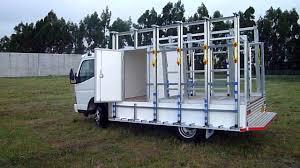 100 Glass Truck The Racking Company Glazier YouTube
