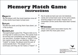Instruction Of A Card Game
