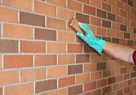 thin brick wall installation royal thin brick
