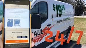 100 Self Moving Trucks A Full Tour Of UHauls Selfservice Truck Rental Service UHaul Truck Share 247