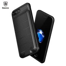 Baseus External Battery Charger Case For iPhone 8 7 8 7 Plus