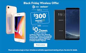 Black Friday Wireless Event Walmart