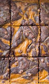 Libbys Pumpkin Pie Cheesecake by Pumpkin Cheesecake Swirled Brownies