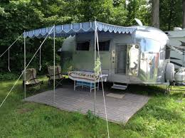 100 Classic Airstream Trailers For Sale 1963 Globetrotter 19 Quebec Vintage Campers