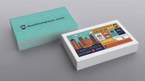 New Business Card Design - Dustin Marson Graphic Design Blog Colors Design Of A Business Card Plus Your Own 5 Online Ideas You Can Start Today The 9 Graphic Trends Need To Be Aware Of In 2016 Learn How To Make Cards Free Printable Tags Seven On Interior Decorating Services Havenly 3817 Best Web Tips Images Pinterest E Books Editorial Host A Party Shop For Fair Trade Products Or Your Own Home Designer Traing Mumpreneur Uk Silver Names Best 25 Business Ideas