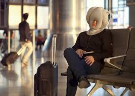 Ostrich Pillow A Soft Cocoon for Power Naps