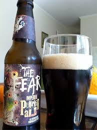 Imperial Pumpkin Ale Southern Tier by Flying Dog The Fear Imperial Pumpkin Ale The Barley Blog The