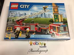 100 Lego Fire Truck Games NEW LEGO CITY Engine 60112 Ladder Fighters Cab