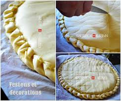 decoration galette des rois galette des rois à la crème frangipane recette du chef simon