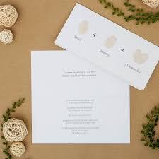 Einladungskarte DINlang Hochformat Kopffalz Save The Date Feder