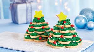 Christmas Tree Preservative Recipe by Pillsbury Shape Christmas Tree Sugar Cookies Pillsbury Com