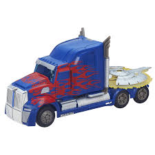 Age Of Extinction First Edition Optimus Prime Toy Review | BWTF