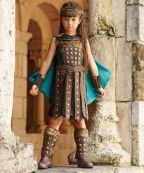 Chasing Fireflies Halloween Pajamas by Chasing Fireflies Roman Warrior Dress Up Costume Costumes