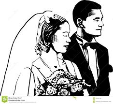 Best Of Wedding Clip Art Bride And Groom Medium Size