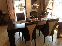small dining room tables with storage round for spaces sale durban