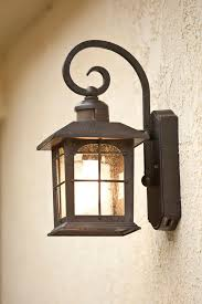 Prepossessing Placed Wall Outdoor Lights